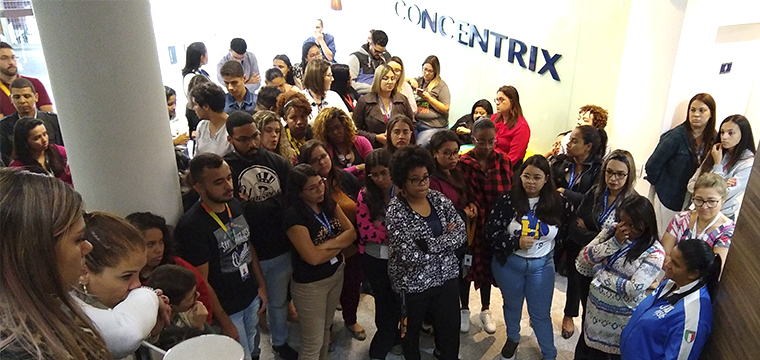 Concentrix - Barra Funda I